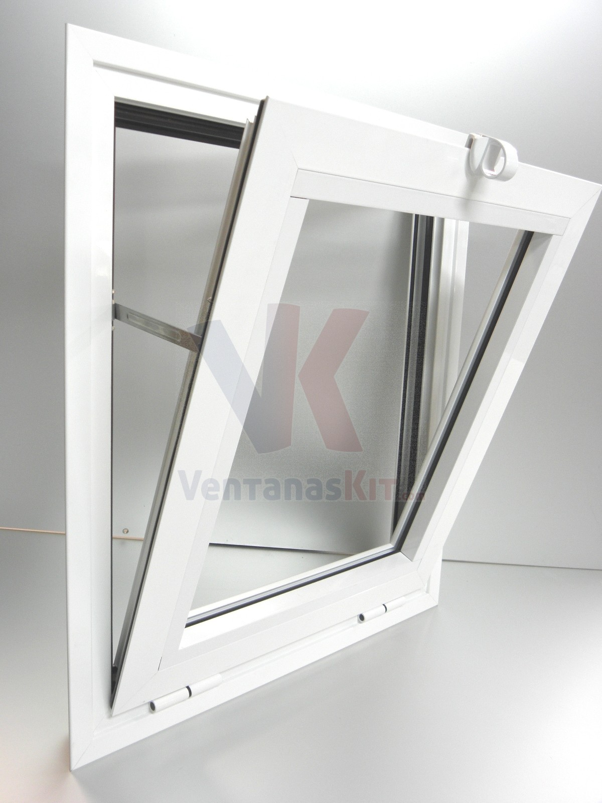 Ventanas de aluminio kit oferta a precio barato ventana de for Precio de aluminio para ventanas