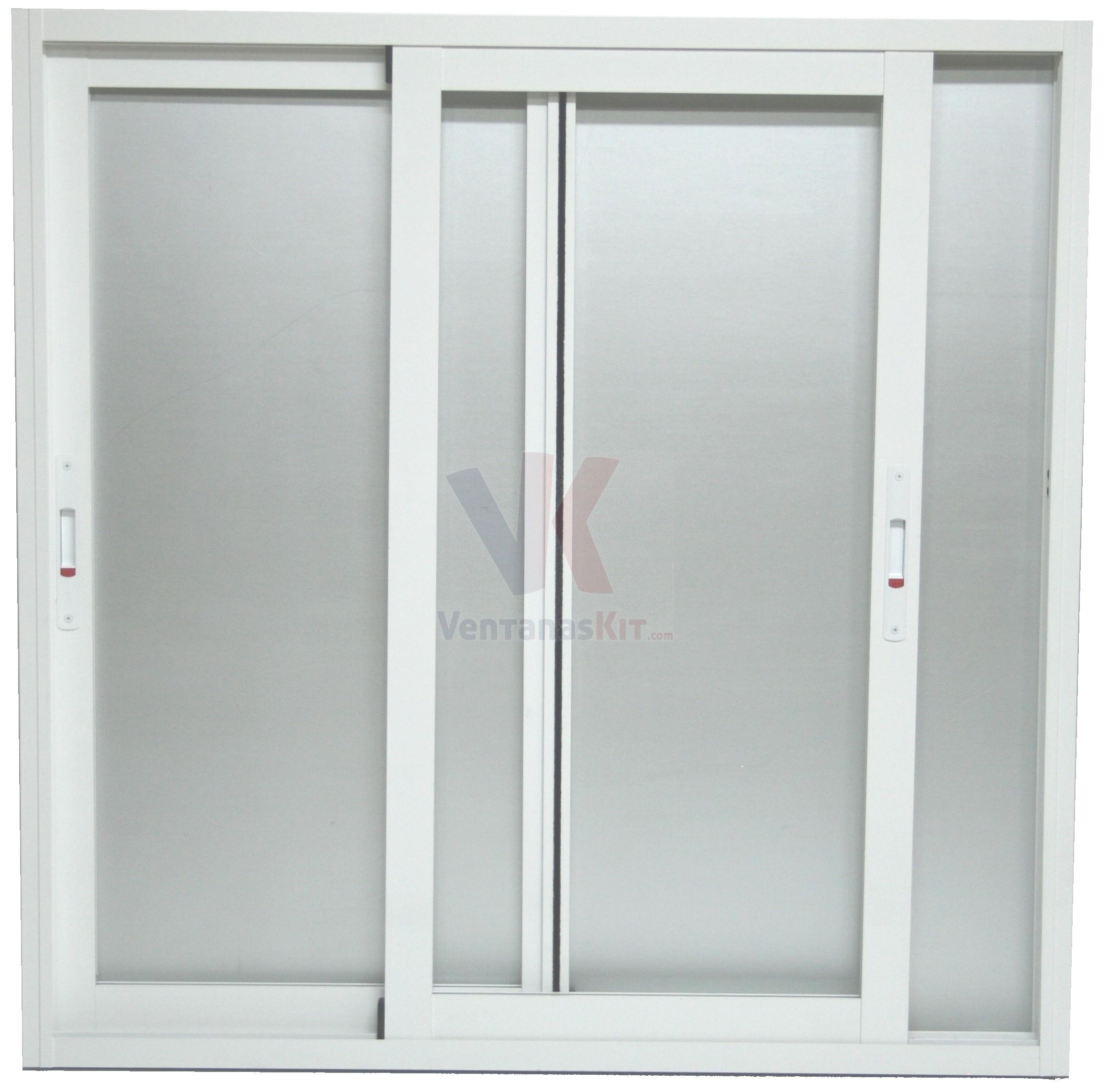Ventanas de aluminio kit oferta ventana de aluminio for The ventana